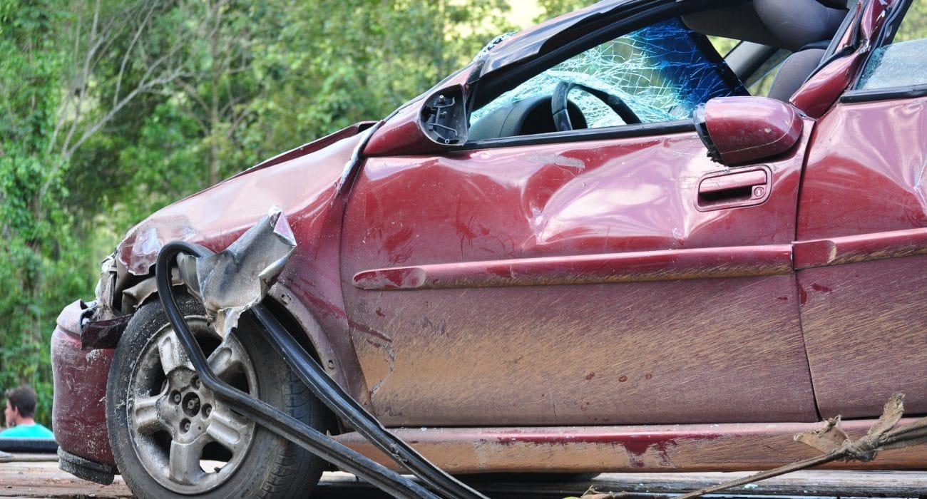 Auto Unfall Verkehr