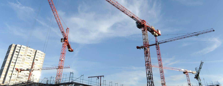 Bau Wohnungsbau