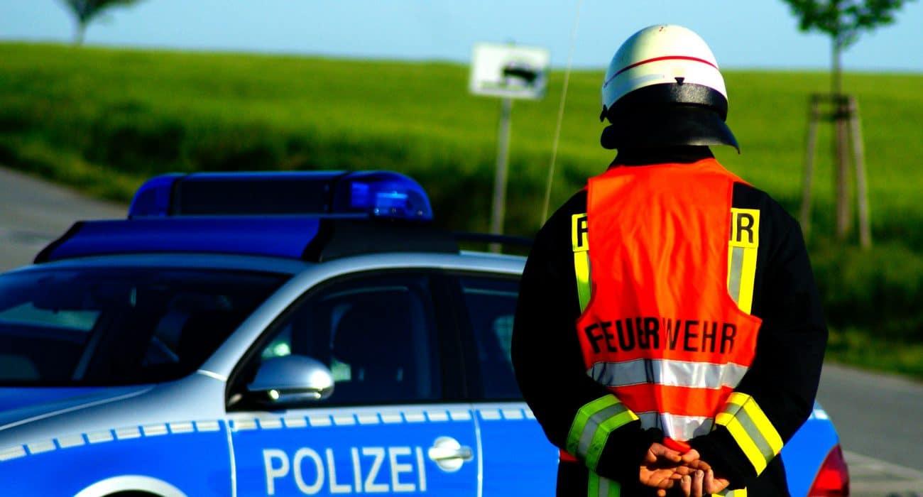 Kommunen Innere Sicherheit Feuerwehr
