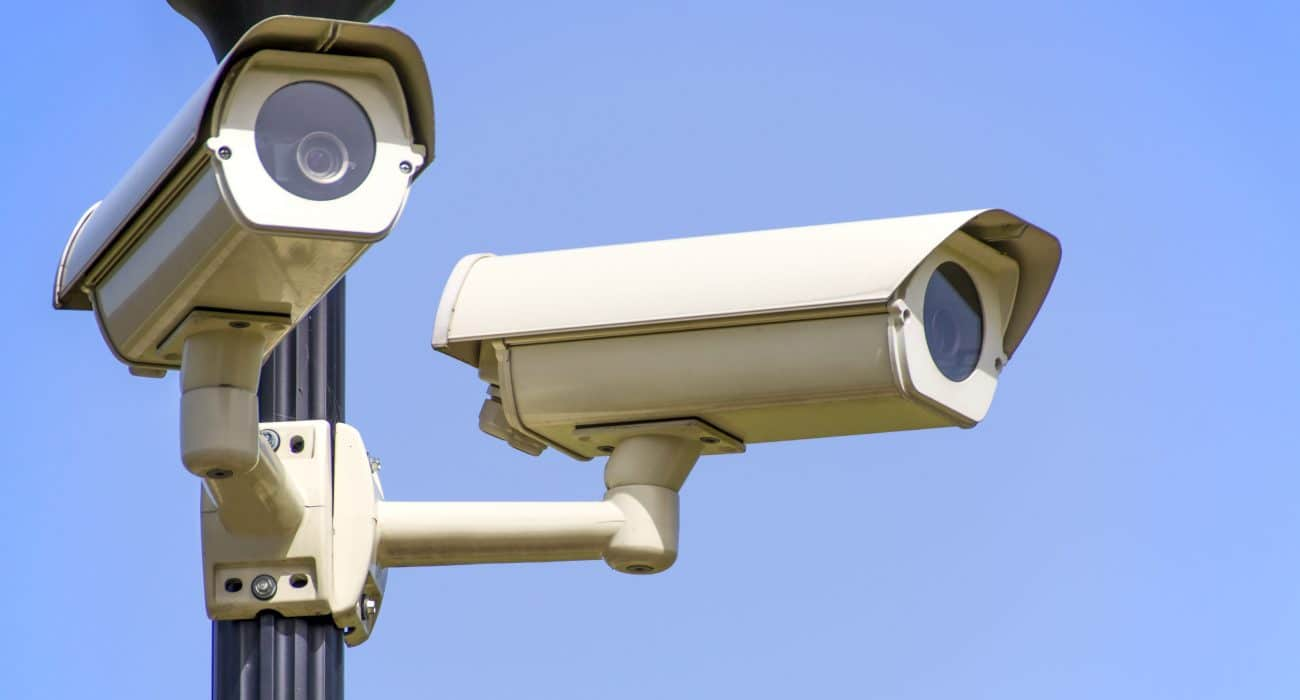 Innere Sicherheit Überwachungskamera