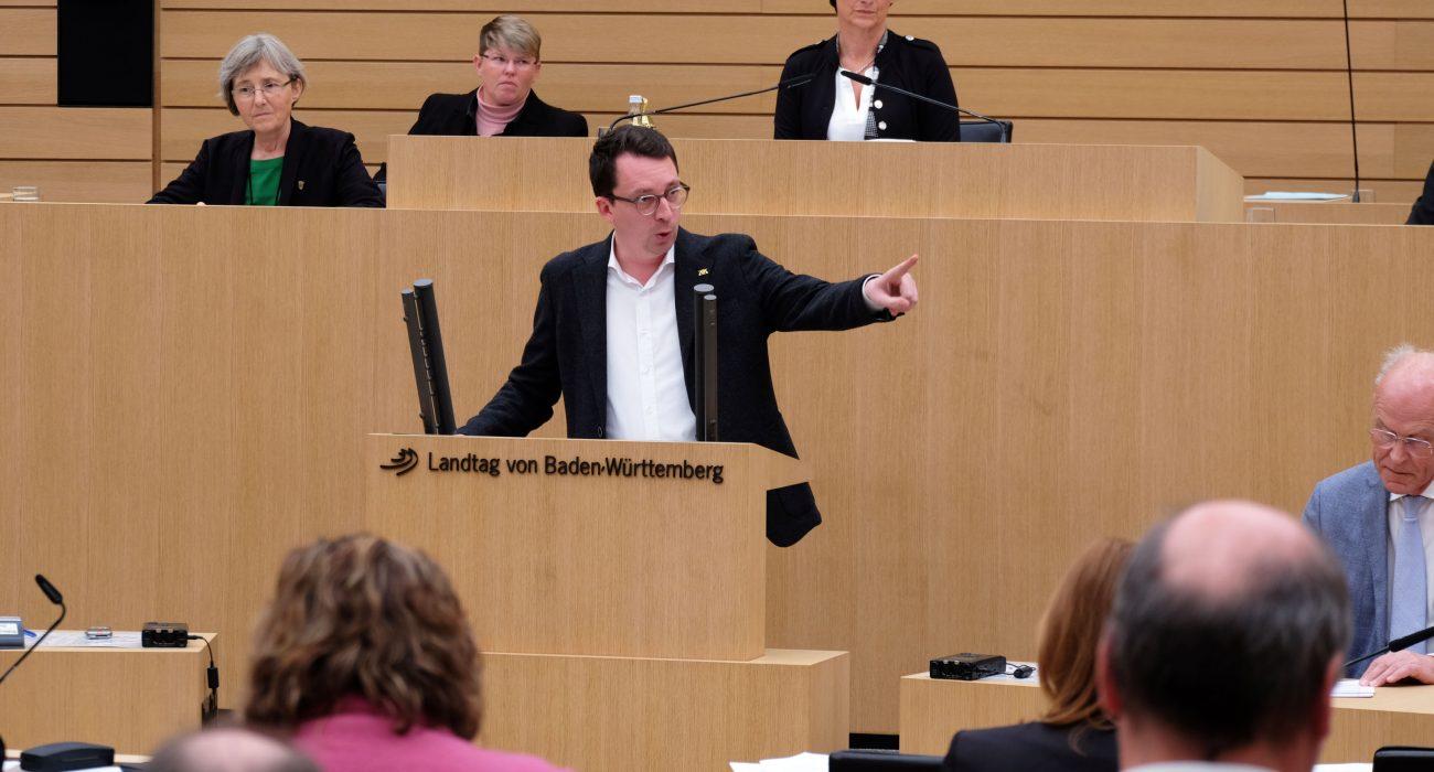Jonas Weber Landtagswahlgesetz