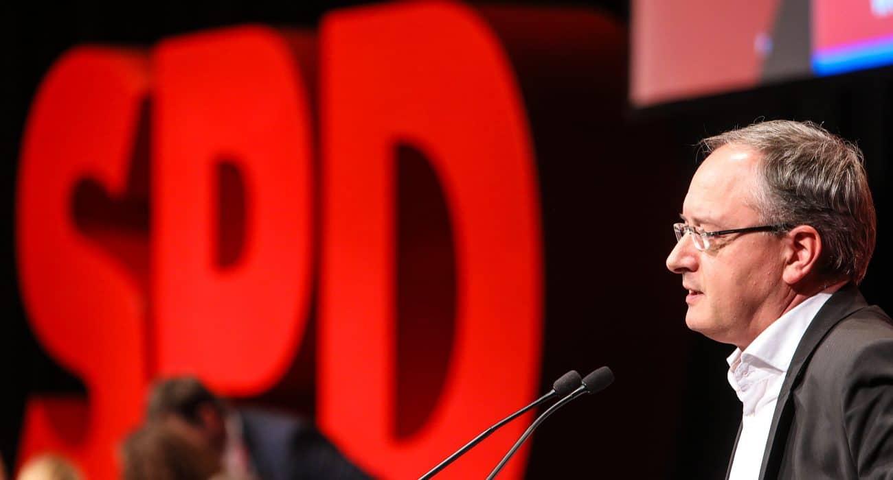 Stoch Partei SPD Rede