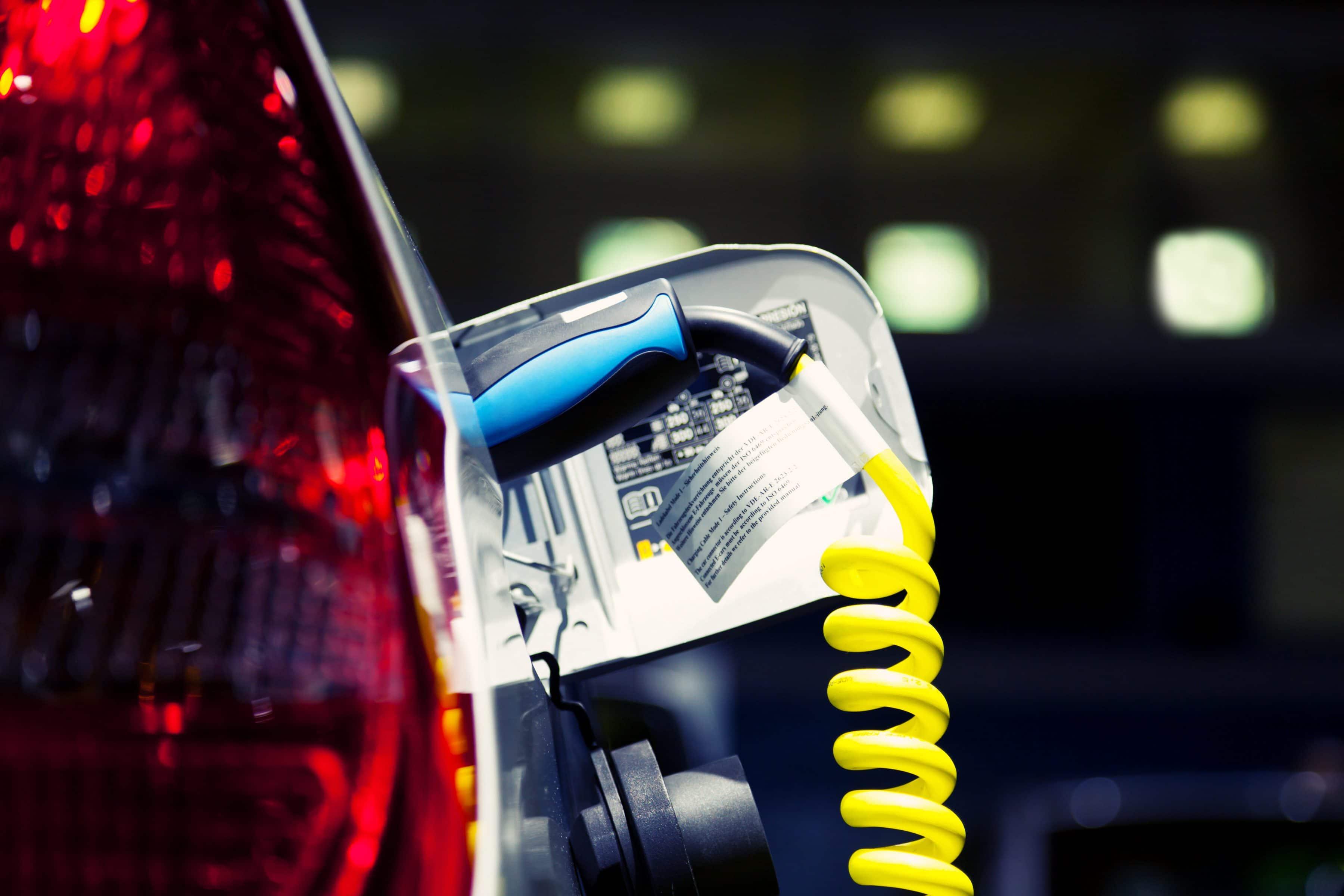 Auto Verkehr Elektro Wirtschaft