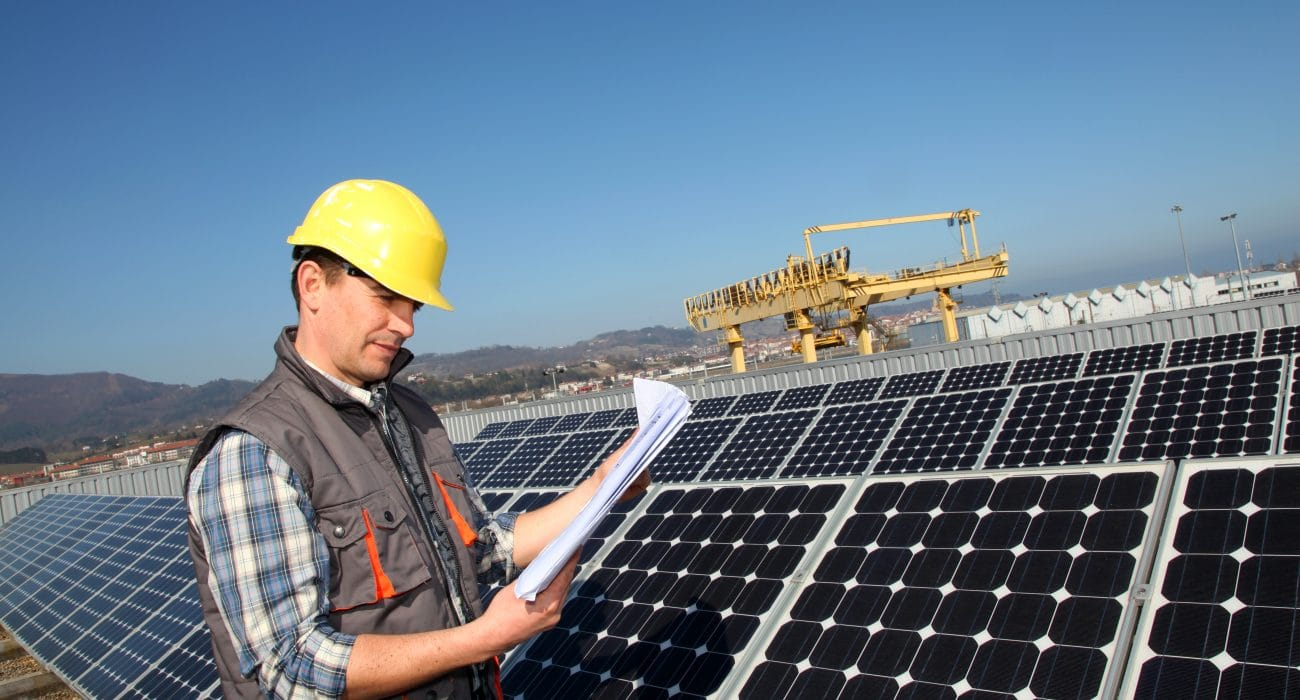 Solar Energie Erneuerbare Energie