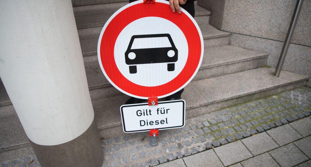 Auto Verkehr Diesel Gesundheit Wirtschaft