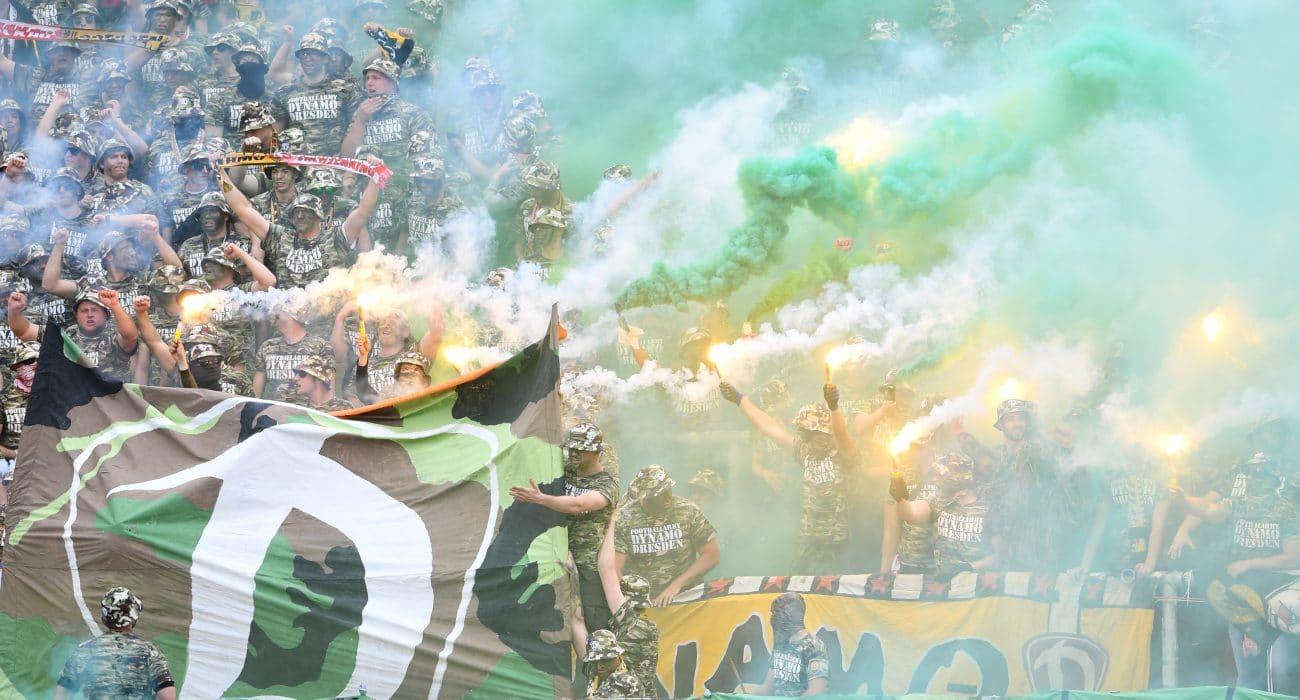 Innere Sicherheit Fußball Sport