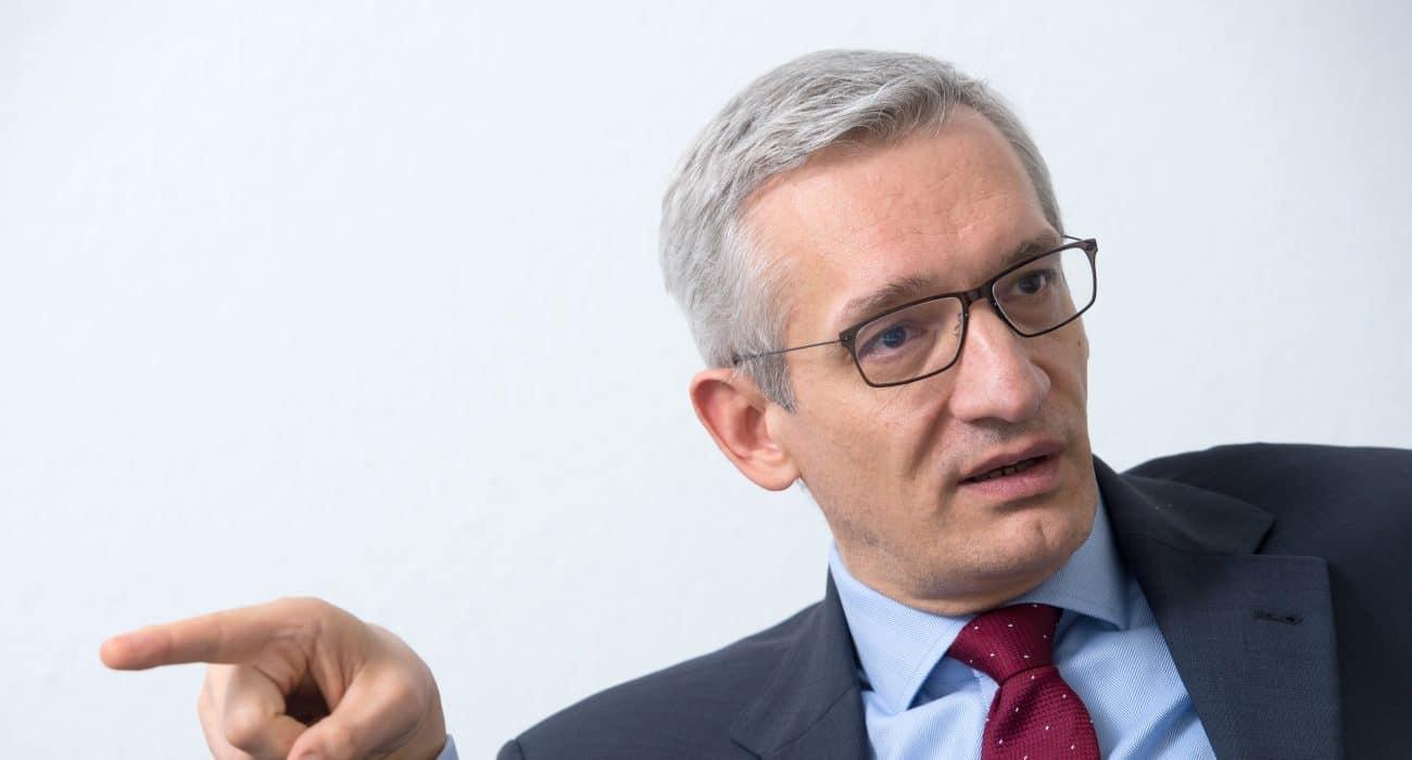 Innere Sicherheit Staatssekretär Martin Jäger