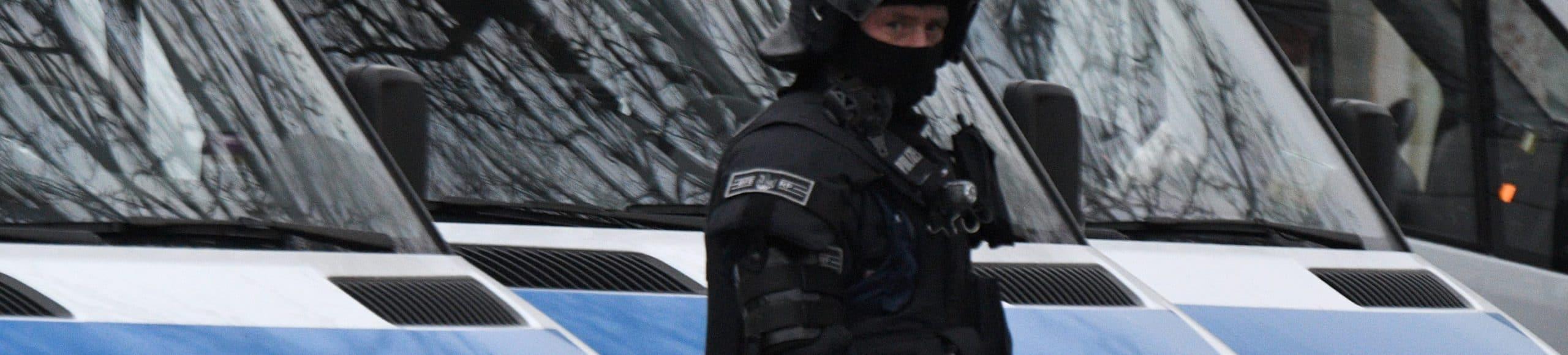 Innere Sicherheit Polizei