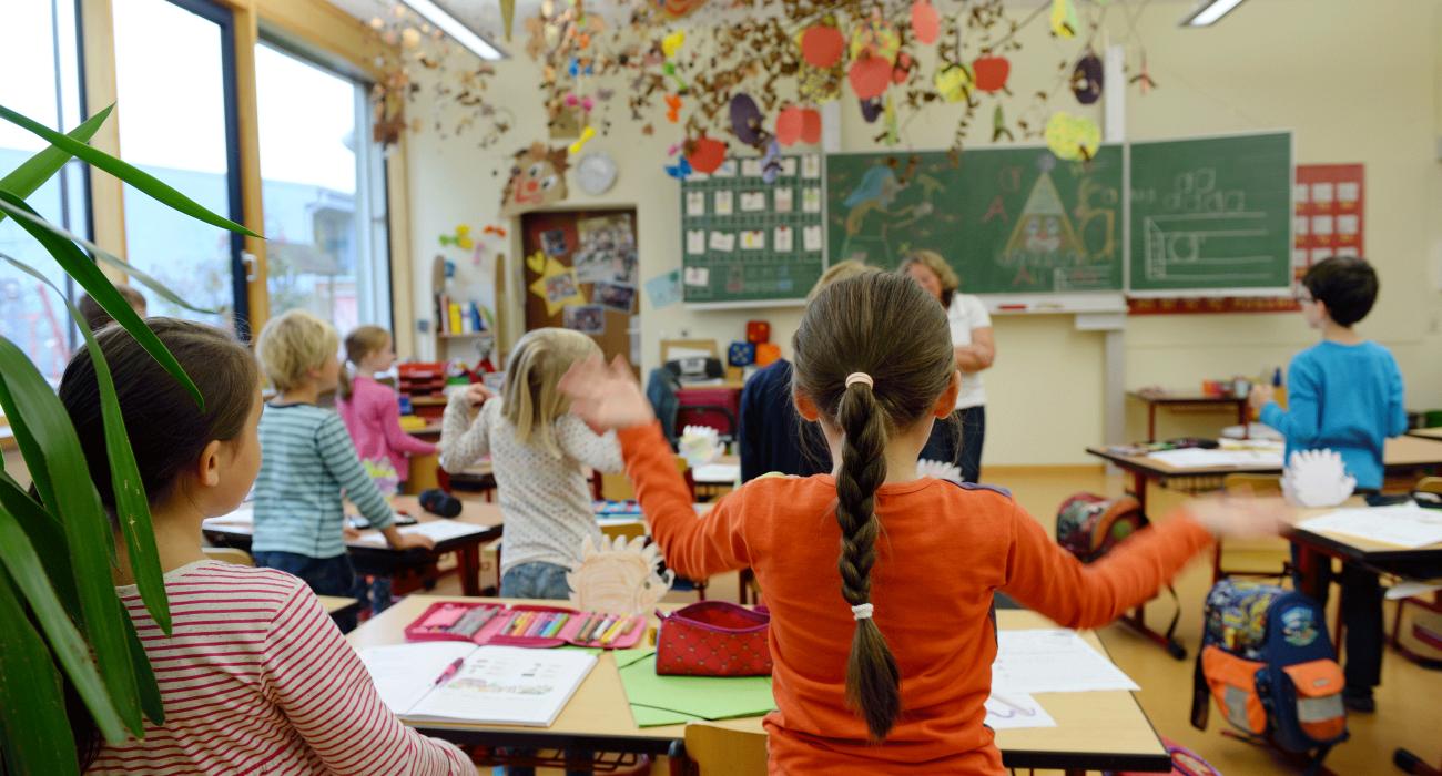 Schule Bildung Kinder