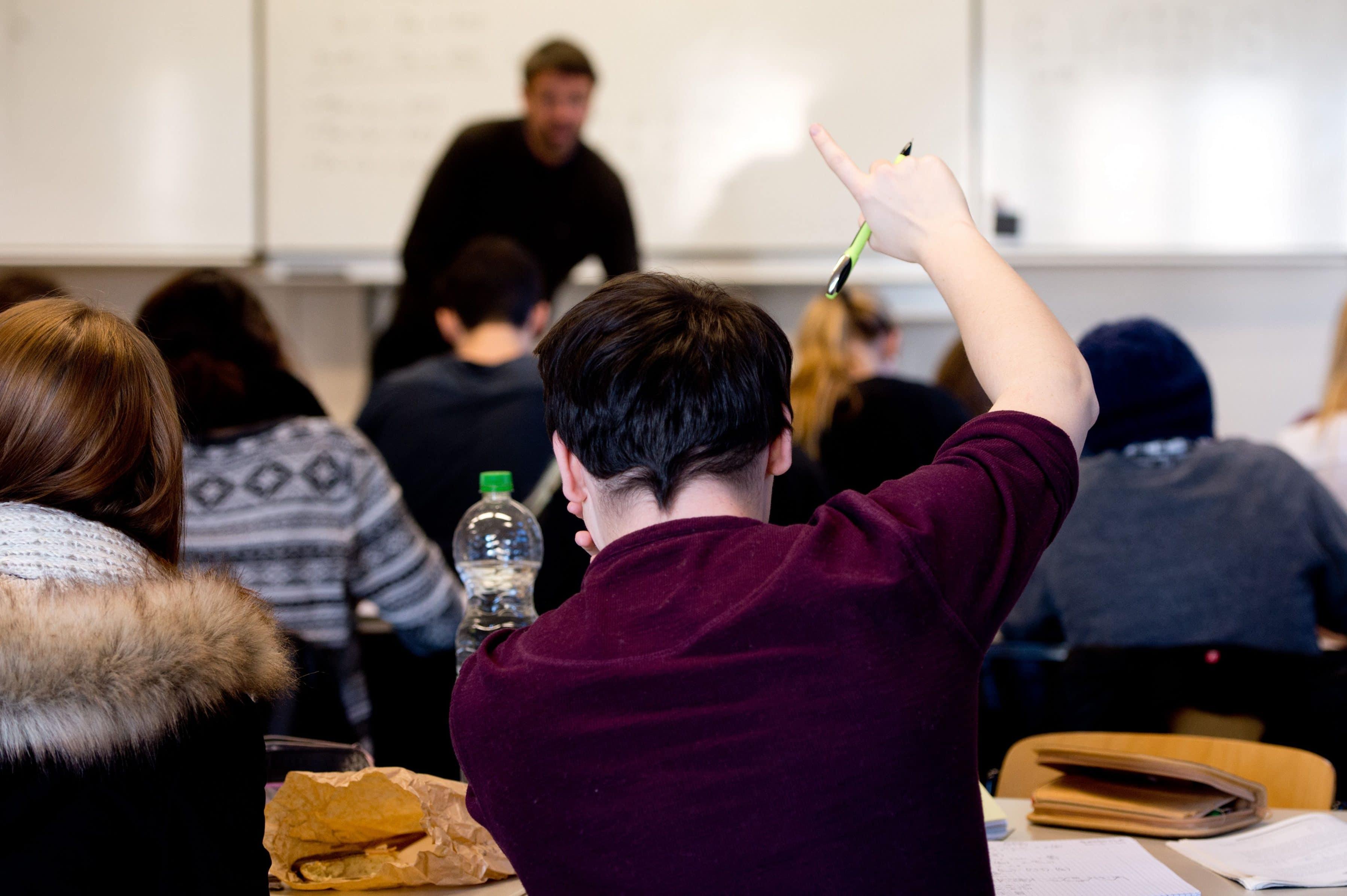 Schule Unterricht Lehrer Bildung