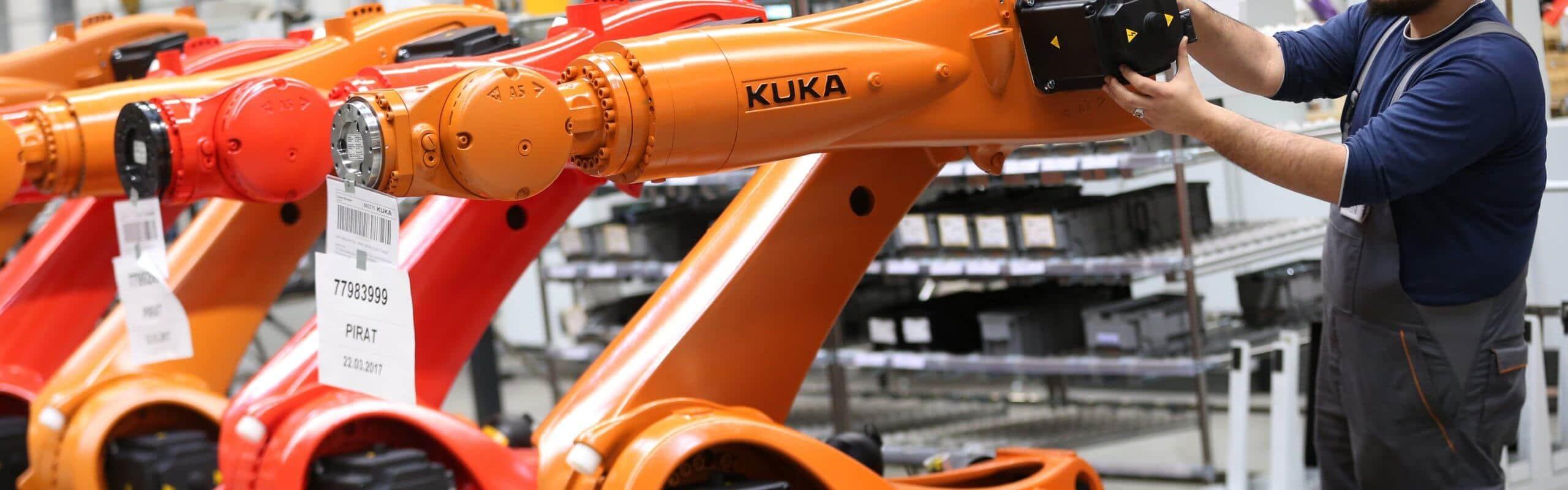 Arbeit starke Wirtschaft Digitalisierung