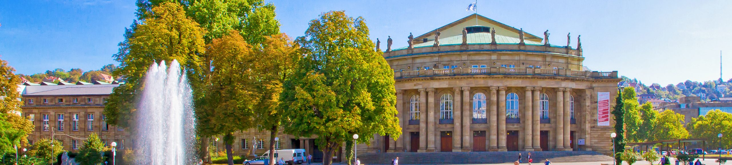 Kunst Kultur Oper Stuttgart