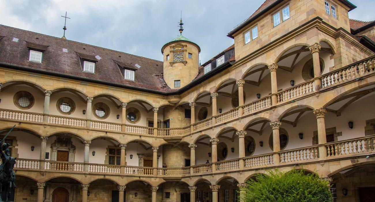 Kunst Museum Landesmuseum Württemberg Altes Schloss
