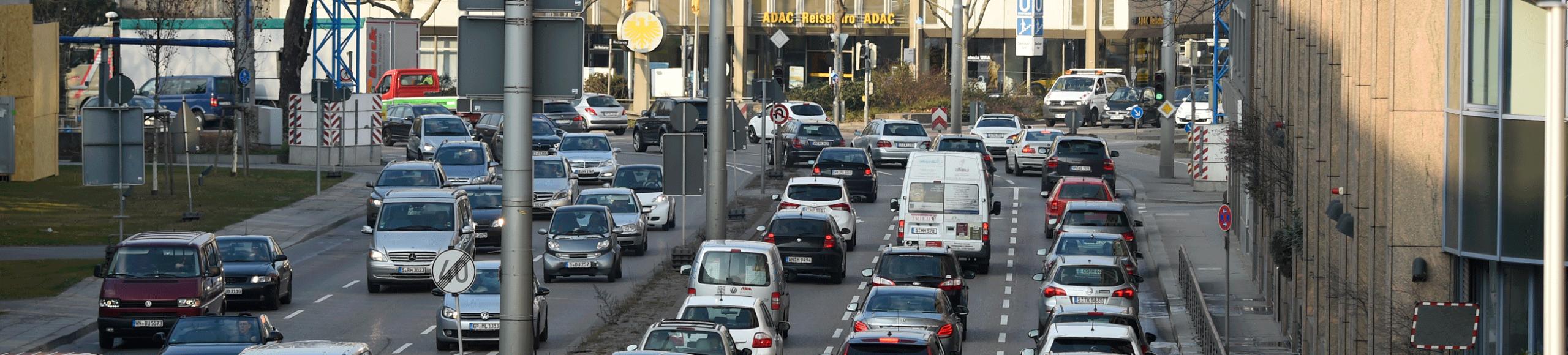 Auto Verkehr