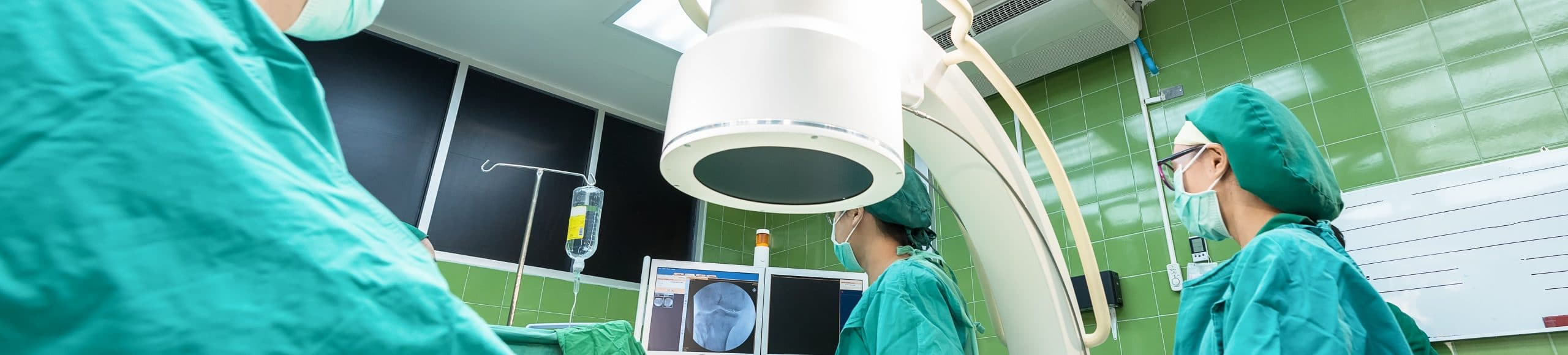 Operation Krankenhaus Gesundheit