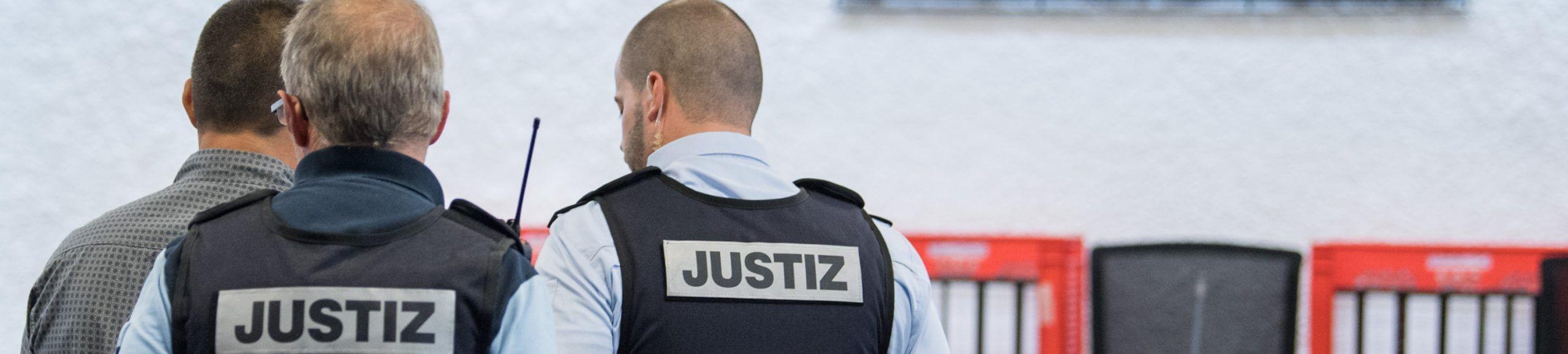 Justiz Recht Innere Sicherheit