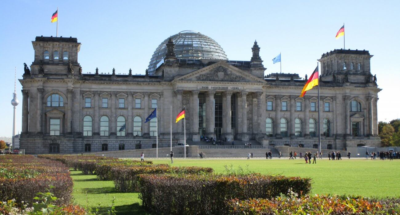Berlin Bundestag Reichstag