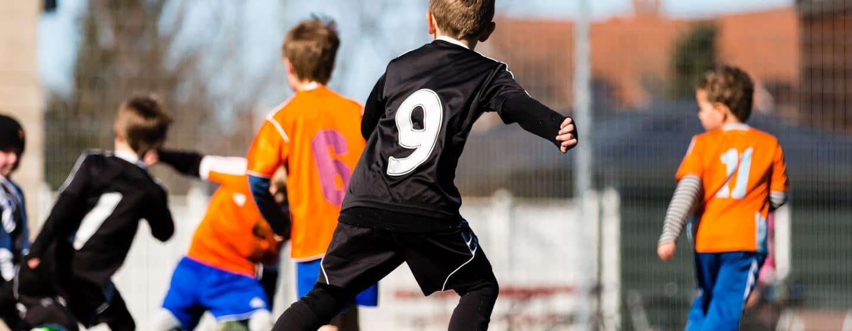 Sport Fußball Jugend Kinder